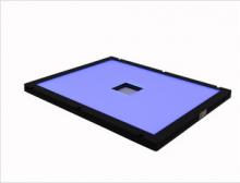 机器视觉网:开孔型背光源