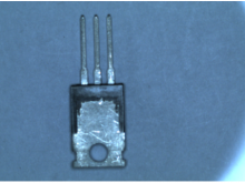 松下机器视觉PV200三极管缺陷检测