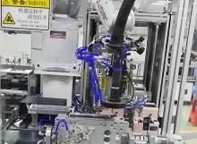 松下PV260机械手视觉系统